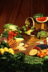 fruits and vegestable