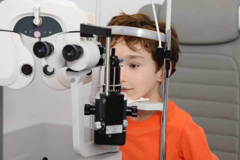 Oral Health And Glaucoma In Children