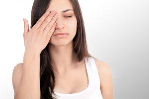 neuro eye problems