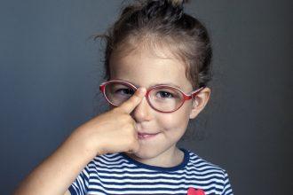 cataract in children
