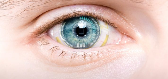 bionic eye lens implant