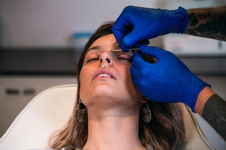 Eye Lid Piercing: A Trend or a Risk?
