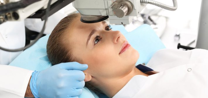 strabismus eye surgery